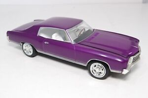 Vintage Built Model Car 1/25 1970 Monte Carlo Pro Adult Built Painted Detailed