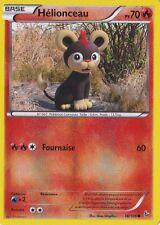 Hélionceau Reverse - XY2:Etincelles - 18/106 - Carte Pokemon Neuve Française