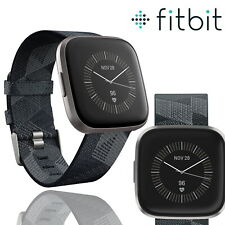 Fitbit Versa 2 Smartwatch Fitness Tracker Heart Rate Sleep Limited Edition Grey