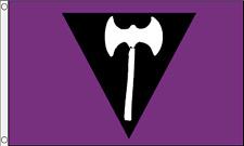 Lesbian (Labrys) LGBT Pride 5'x3' Flag