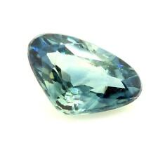 SAPPHIRE BLUE 0.41 cts. VVS Non heated. Madagascar With Certificate