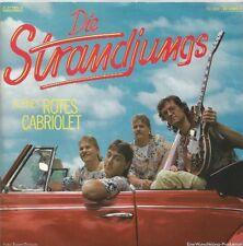 Die Strandjungs - Kleines Rotes Cabriolet (Vinyl-Single 1984) !!!
