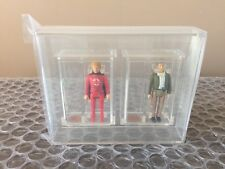 Vintage Mego Greatest American Hero Figure Set Ralph Hinkley-Bill Maxwell AFA 70
