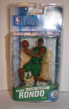 McFARLANE NBA 19 RAJON RONDO BOSTON CELTICS CHASE VARIANT #310 OF 1000