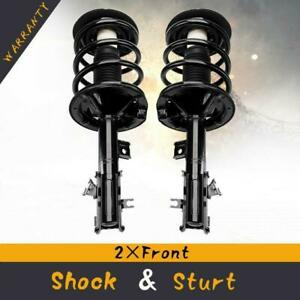 Front Left Right Struts for 1999-2002 Nissan Quest