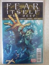 """""""Fear Itself"""" The Deep Issue 1 (Of 4) """"First Print"""" - 2011"""