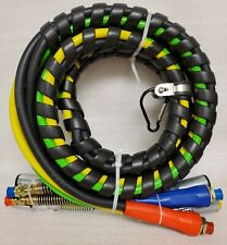 00004000 Commercial Truck & Trailer 4 In 1 Air & Abs Electrical Cable 15' - Mhd2027D