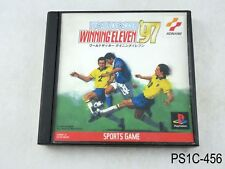 Winning Eleven 97 Playstation 1 Japanese Import PS1 PS Japan JP US Seller C