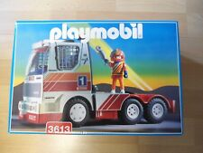 "Playmobil Set 3613  ""Ralley Truck""  NEU"