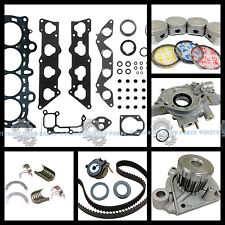 01-05 Honda Civic EX HX V-Tec 1.7L D17A2 SOHC Master ENGINE REBUILDING KIT