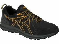 ASICS Mens Frequent Trail Running Shoes Black Men's size US 9.5 Brand New!