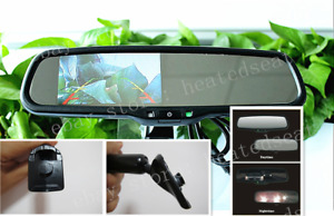 "Auto dimming rearview mirror+backup display,4.3""LCD fit some Honda cars,trucks"