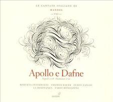 Haendel: Apollon & Daphne, New Music