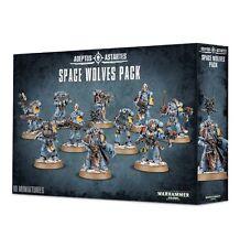 Warhammer 40k Space Wolves Pack NIB