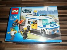 Lego City 7286: Prisoner Transport COMPLETE BOXED VGC