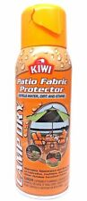 Kiwi - Patio Fabric Protector, Repels Water, Dirt And Sand, 10.5 oz, Damaged Cap
