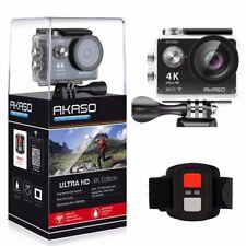 AKASO EK7000 4K WIFI Sports Action Camera Ultra HD 12MP Waterproof DV Camcord...