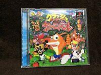 PlayStation Crash Bandicoot Carnival Japan PS1