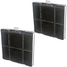 2 x Square Carbon Filter for NEFF Cooker Hood / Extractor Vent 705431 00705431