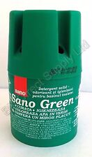 SANO GREEN WATER TOILET BOWL CLEANER Hygienic Long-lasting soap WC tank TABLET