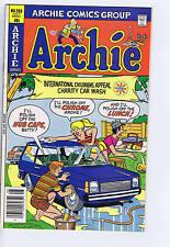 Archie #283 Archie Pub 1979