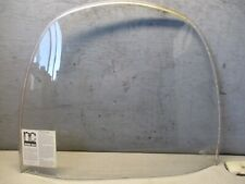 """HARLEY BATWING CLEAR 18"""" WINDSHIELD PAN SHOVEL FLH OEM TYPE 1969-84 USA"""
