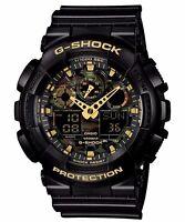 GA-100CF-1A9 Black Casio Men's Watch G-Shock Analog Digital Resin 200m New