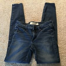 Abercrombie & Fitch 0S Jeans Size 25 W 27 L - Please Check Inseam In Photo