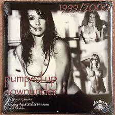 Australia's Hottest Poster Models pumped up downunder 1999/2000 Wall Calendar