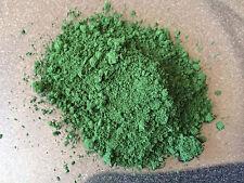CHROMIUM OXIDE 8 oz Lab Chemical Cr2O3 Chrome 1/2lb lapidary polish Colorant 99%