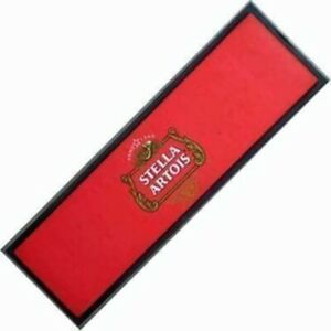 Stella Artois Bar Wetstop Runner  900mm x 240mm   (pp)