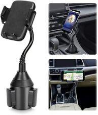 Car Phone Mount,Universal Smart Phone Adjustable Automobile Cup Holder Phones Mo