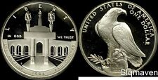 1984 S Olympic Silver Dollar Deep Cameo Gem Proof No Reserve