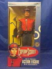"""Captain Scarlet 12"""" 1:6 figure MIB Vivid Imaginations Gerry Anderson"""