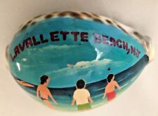 "Painted 3"" Lrvallrtte Beach, Nt Sea Shell"