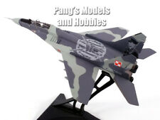 Mig-29 Fulcrum - Polish Air Force - With Display Stand 1/72 Scale Diecast Model