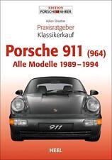 Porsche 911 (964) Praxisratgeber Klassikerkauf  von Adrian Streather (2011,...