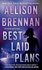 Lucy Kincaid Novels: Best Laid Plans 9 by Allison Brennan (2015, Paperback)