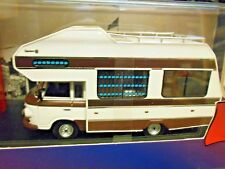 BARKAS B1000 1973 white weiss Wohnmobil Camping Camper IST297 IXO SP 1:43