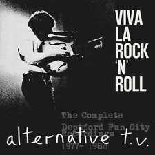 ALTERNATIVE TV - VIVA LA ROCK 'n' Roll - the Co Nouveau coffret