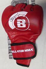 Joe Schilling Signed Official Bellator MMA Fight Glove BAS Beckett COA Autograph