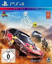 PS4 - Dakar 18 - Day One Edition - (NEU & OVP)