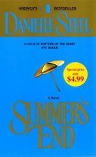 Summer's End: A Novel by Danielle Steel-Paperback-YY 723