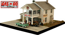 RailroadKits HO scale LUCAS' GAS N GO Service Station