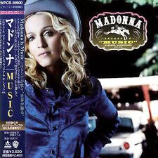 Madonna : Music CD (2000)