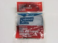 NOS! (2) DUSTO VACUUM CLEANER BELTS, A-805, HOOVER ELITE & LEGACY UPRIGHTS