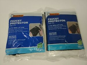 2 Frost King Winter Outdoor Faucet Protector Slip On Cover New in Package