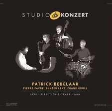 BEBELAAR, PATRICK: Studio Konzert (180g Vinyl) Vö 10.10.2014