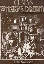 CLAEYS WHISKY'S DREAMS 1982 FUMETTO EROTICO (RA998)
