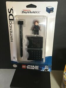 LEGO Anakin Skywalker Star Wars Play and Build Kit Nintendo DS